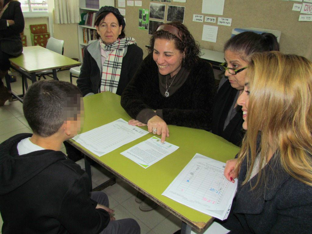 פעולות בתחום החינוך