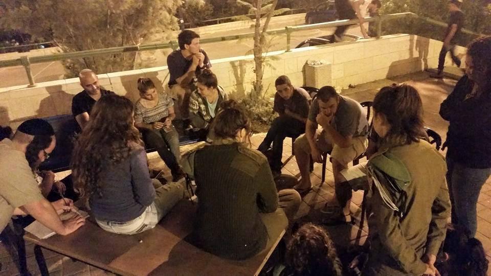 הרצאות לבני הנוער